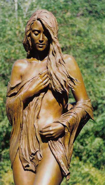 Gwen Marcus Bronze Figurativee sculptors